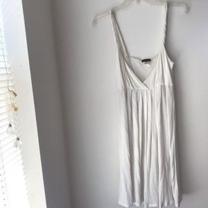 Dresses & Skirts - White Grecian Tank Dress